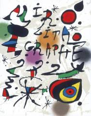 Miró Lithographies III (1964-1969)